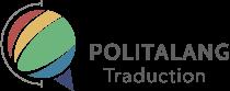Logo politalang web